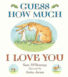 Guess How Much I Love You by Sam McBratney, Anita Jeram (9780763649760) - HardCover - Children's Fiction Classics