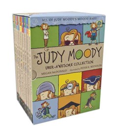 Judy Moody Uber Awesome Collection: 1-9
