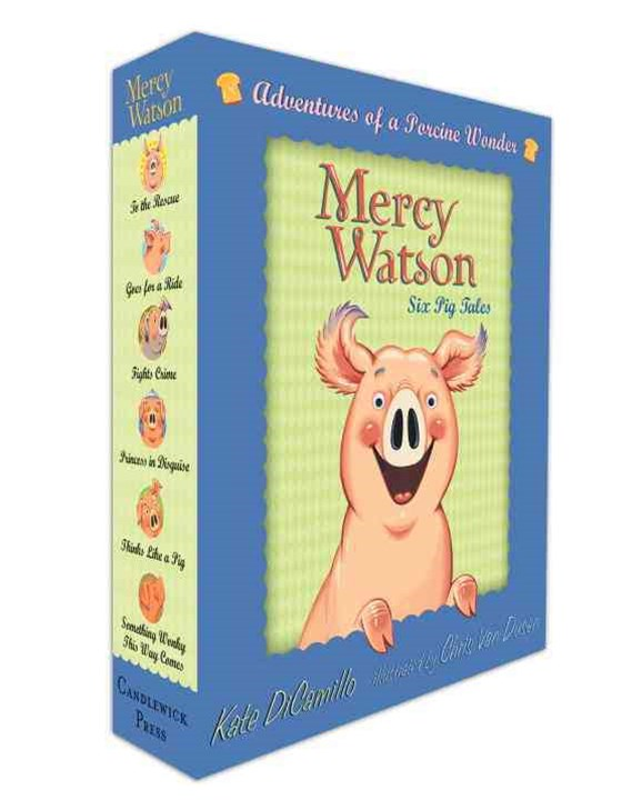 A Mercy Watson Boxed Set: Adventures Of