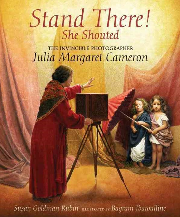 """Stand There!"" She Shouted: The Invincible Photographer Julia Margaret Cameron"