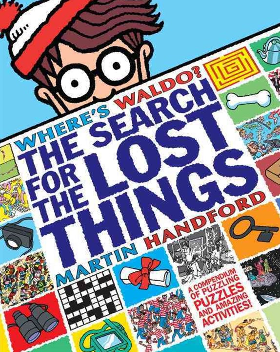 Where's Waldo? the Search for the Lost Things