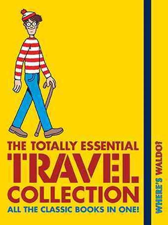 Where's Waldo? the Totally Essential Travel Collection
