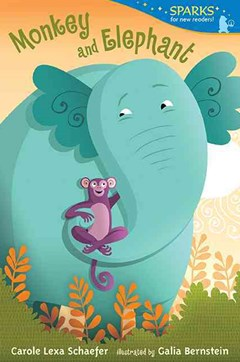 Monkey and Elephant (Candlewick Sparks)