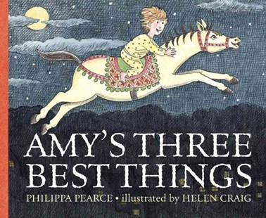 Amy's Three Best Things - Children's Fiction Intermediate (5-7)