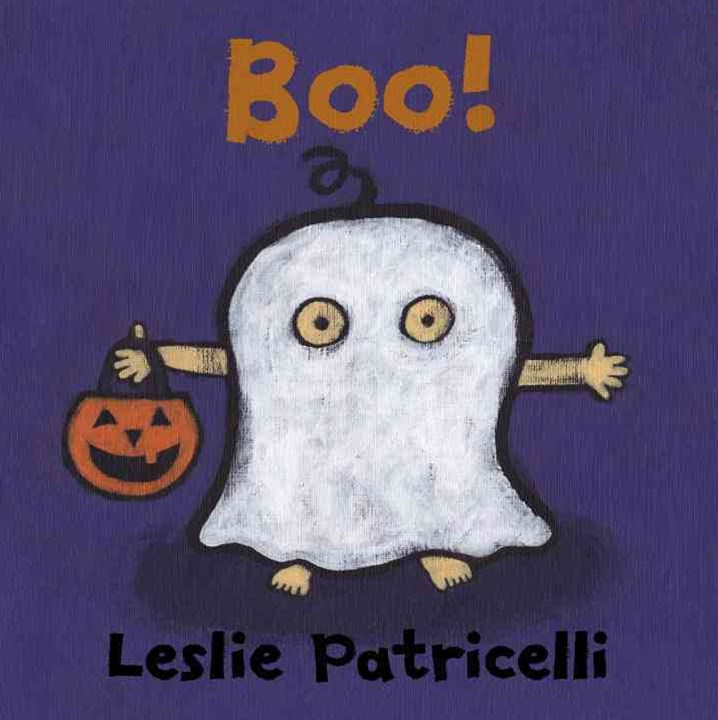 Boo! Board Book