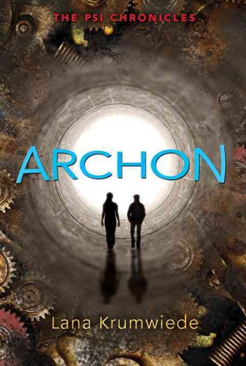The PSI Chronicles BK 2: Archon