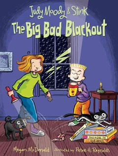 Judy Moody & Stink and the Big Bad Blackout