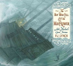 The Boy Who Fell off the Mayflower, or John Howland