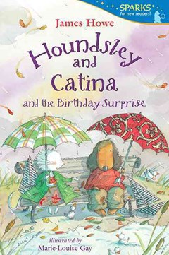Houndsley and Catina and the Birthday Surprise