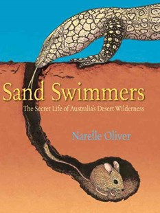 Sand Swimmers - Non-Fiction Animals