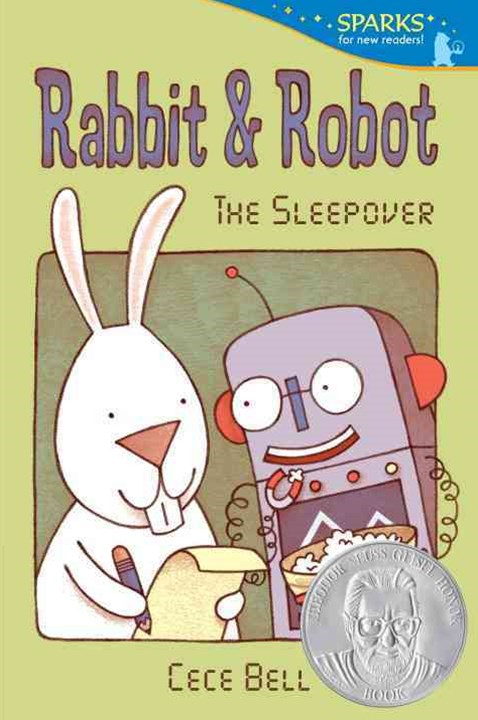 Rabbit and Robot - The Sleepover
