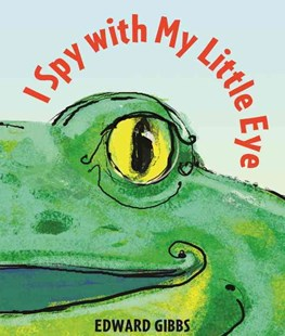 I Spy with My Little Eye by Edward Gibbs (9780763671631) - HardCover - Non-Fiction Animals