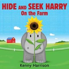 Hide and Seek Harry on the Farm Board Book