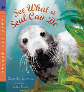See What a Seal Can Do by Christine Butterworth, Kate Nelms (9780763676490) - PaperBack - Non-Fiction Animals