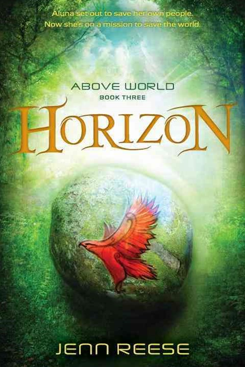 Above World Bk 3: Horizon