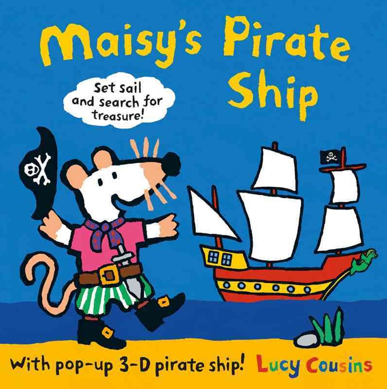 Maisy's Pirate Ship