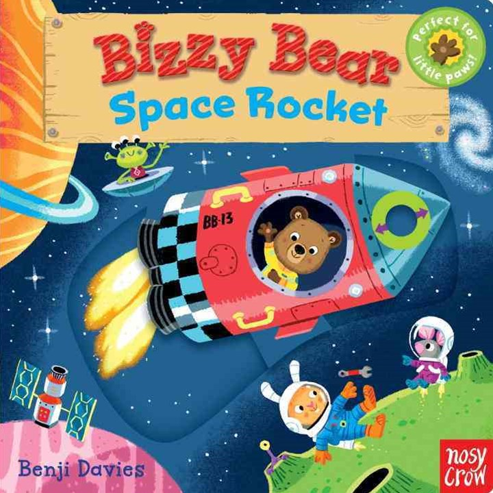Bizzy Bear: Space Rocket
