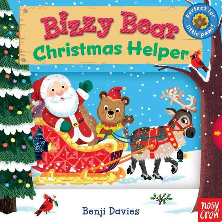 Bizzy Bear: Christmas Helper