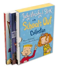 Judy Moody and Stink in the School