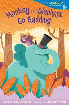 Monkey and Elephant Go Gadding