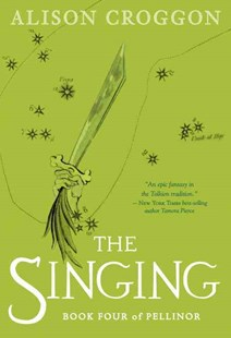 The Singing by Alison Croggon (9780763694463) - PaperBack - Young Adult Contemporary