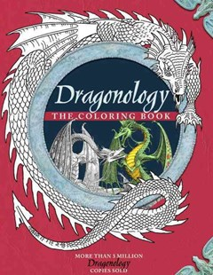 Dragonology Coloring Book by Ernest Drake, Dugald Steer (9780763695309) - PaperBack - Children's Fiction Older Readers (8-10)