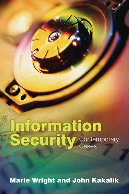 Information Security : Contemporary Cases