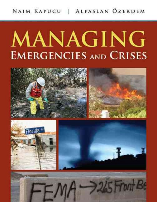 Managing Emergencies And Crises