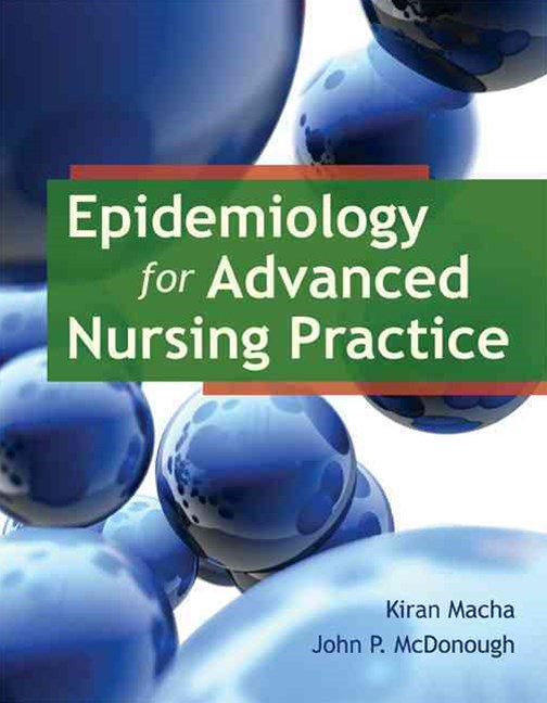Epidemiology For Advanced Nursing Practice