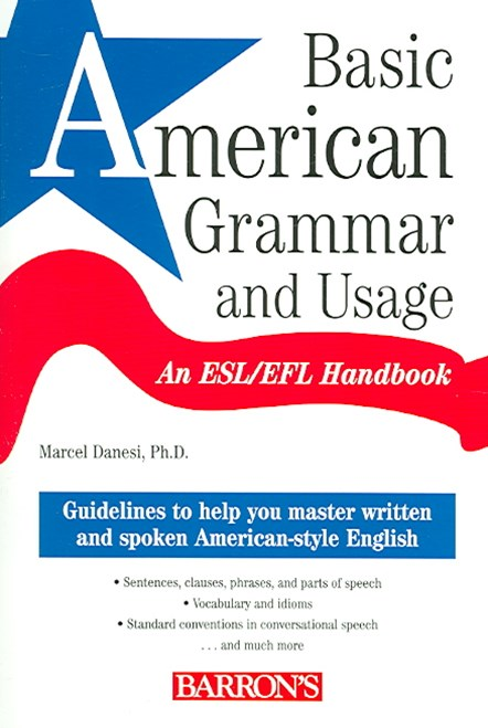 Basic American Grammar and Usage