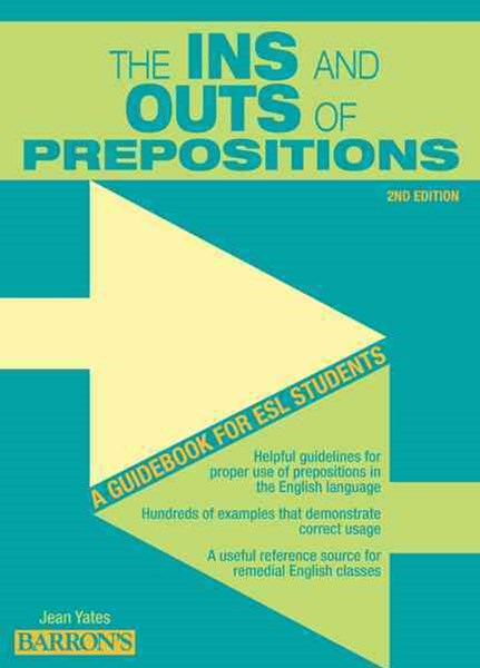 In's and Outs of Prepositions