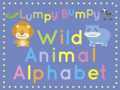 Lumpy Bumpy Wild Animal Alphabet