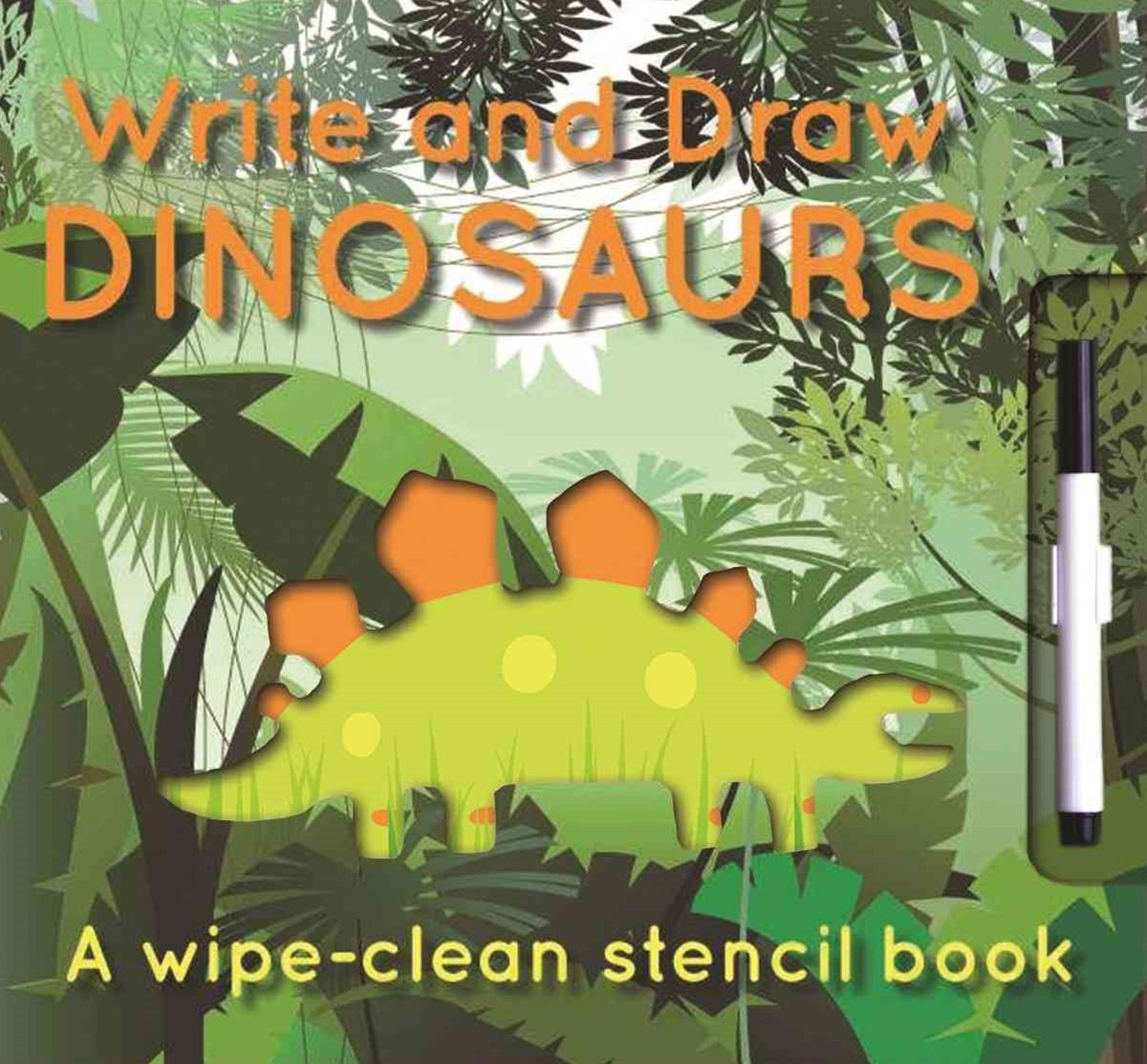 Write and Draw Dinosaurs