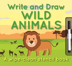 Write and Draw Wild Animals