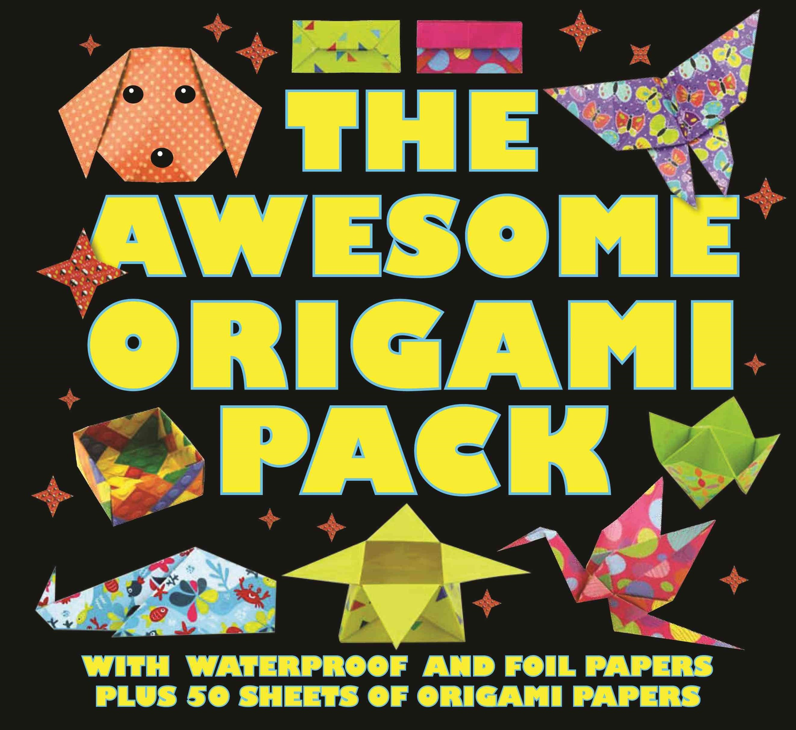 The Awesome Origami Pack