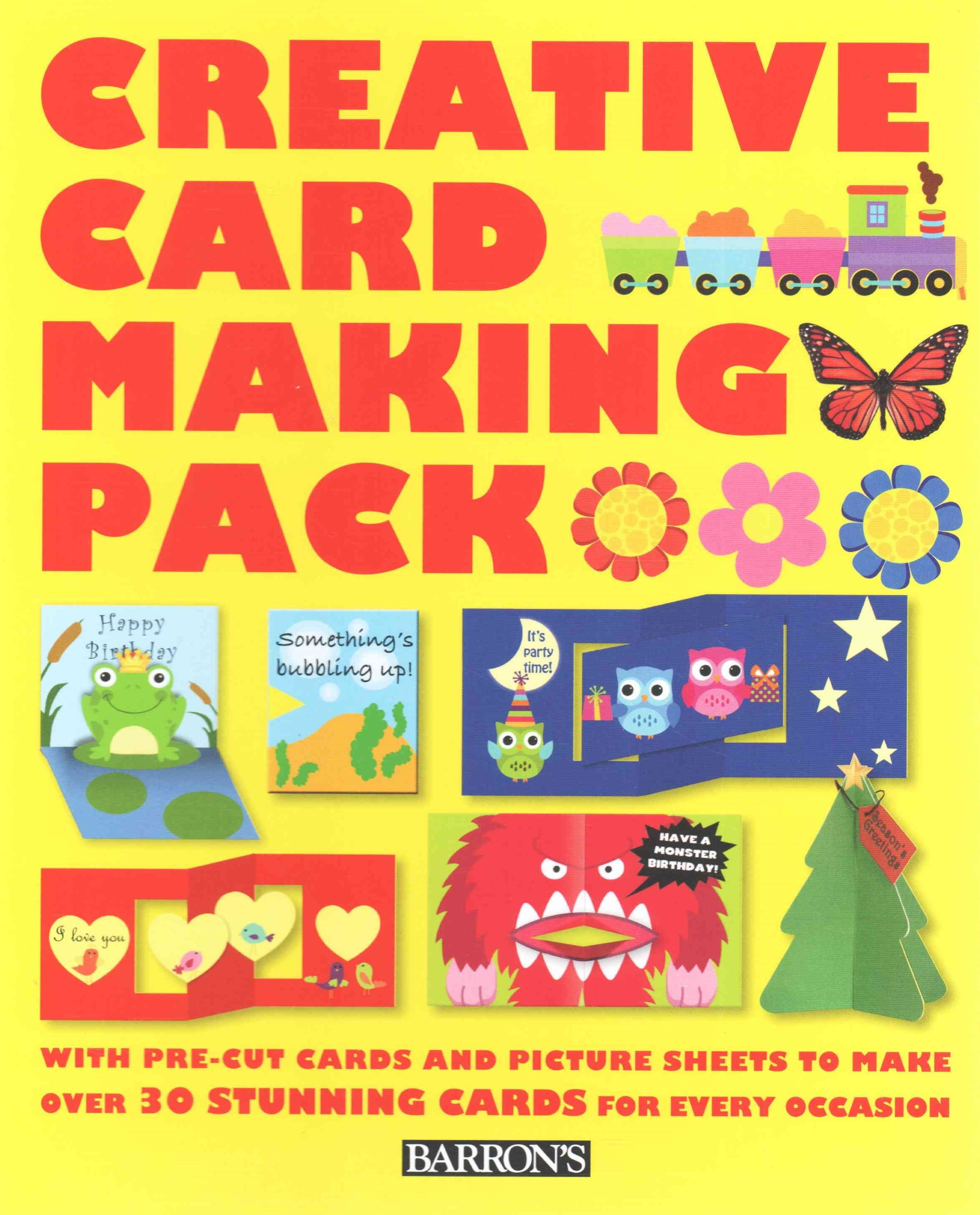 The Creative Card Making Pack