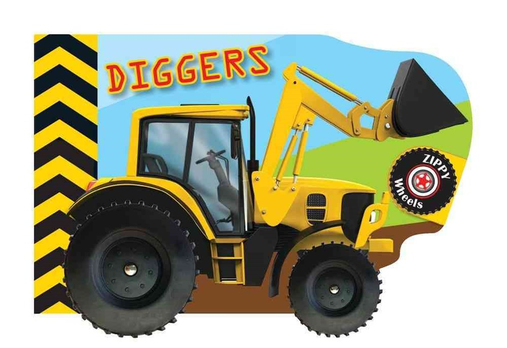 Zippy Wheels: Diggers