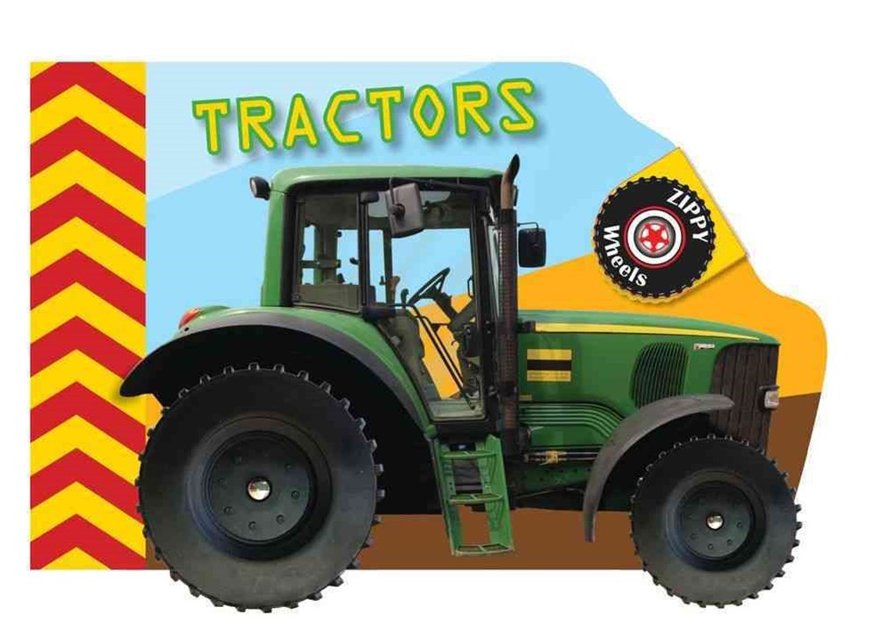 Zippy Wheels: Tractors