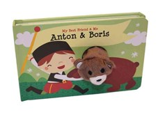 Anton and Boris Finger Puppet Book