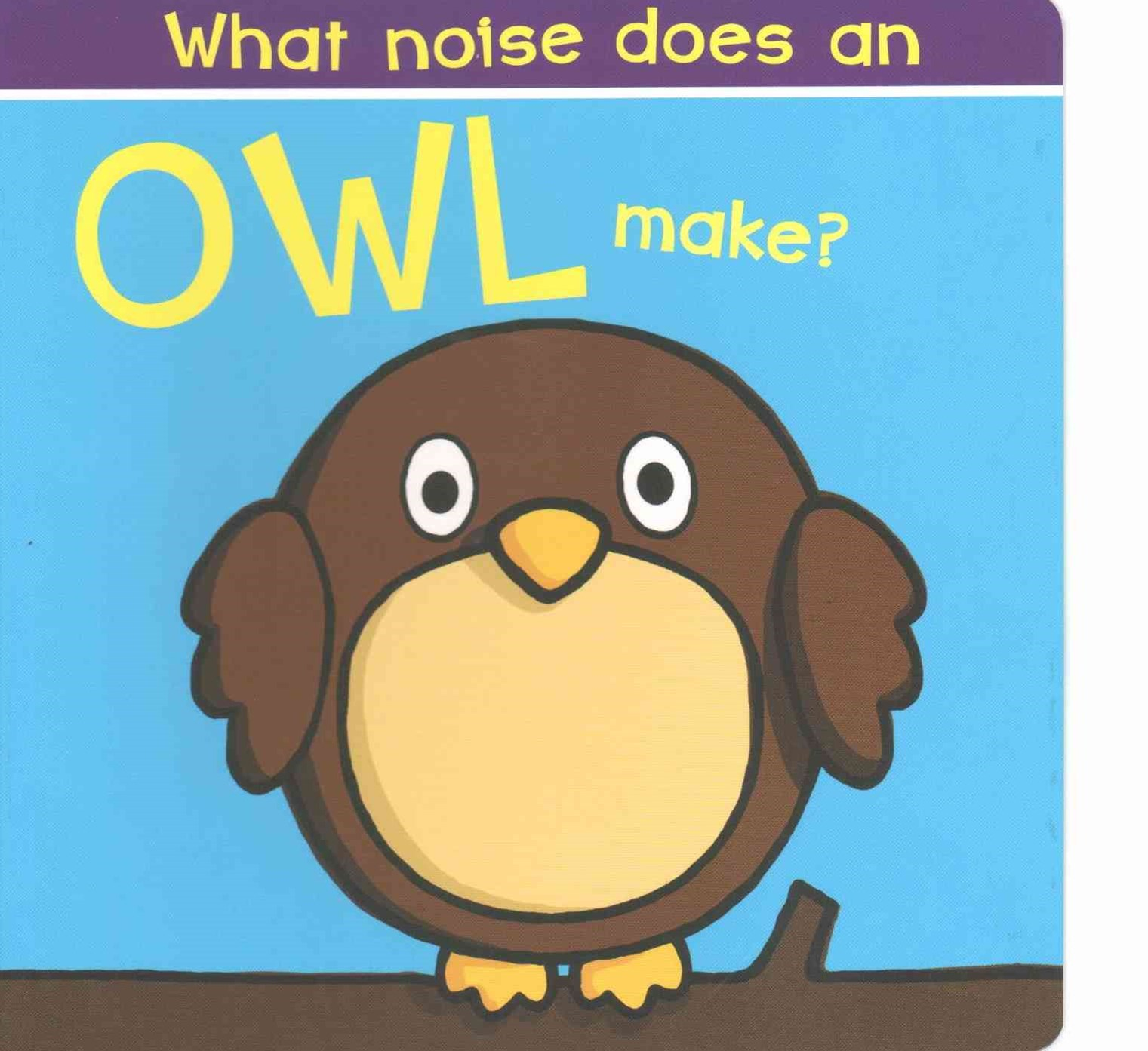 What Noise Does an Owl Make?