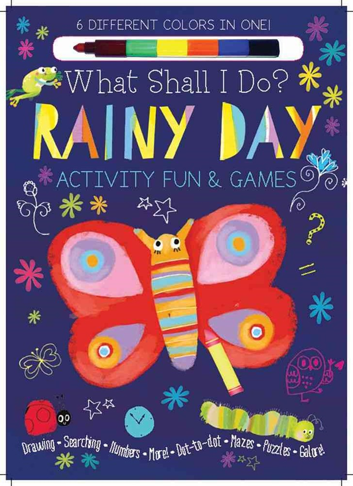 Rainy Day Activity Fun and Games