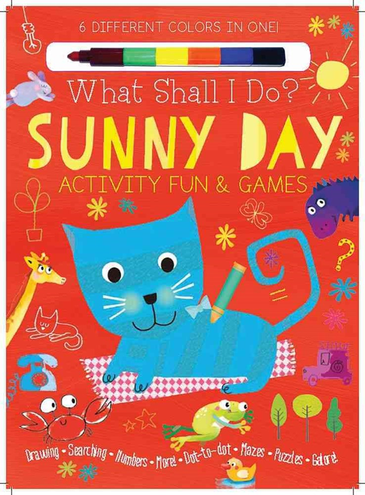 Sunny Day Activity Fun and Games