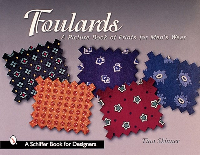Foulards: A Picture Book of Prints for Mens Wear