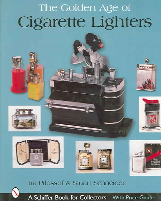 Golden Age of Cigarette Lighters