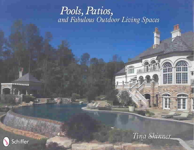 Pools, Pati, and Fabulous Outdoor Living Spaces: Luxury by Master Pool Builders