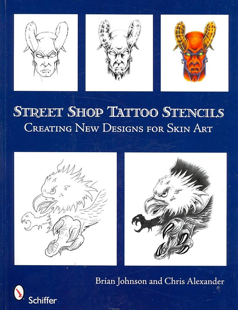 Street Sh Tattoo Stencils: Creating New Designs for Skin Art
