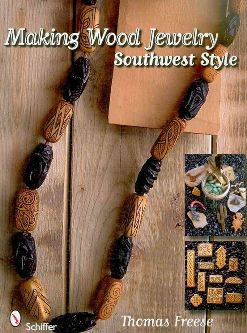 Making Wood Jewelry: Southwest Style