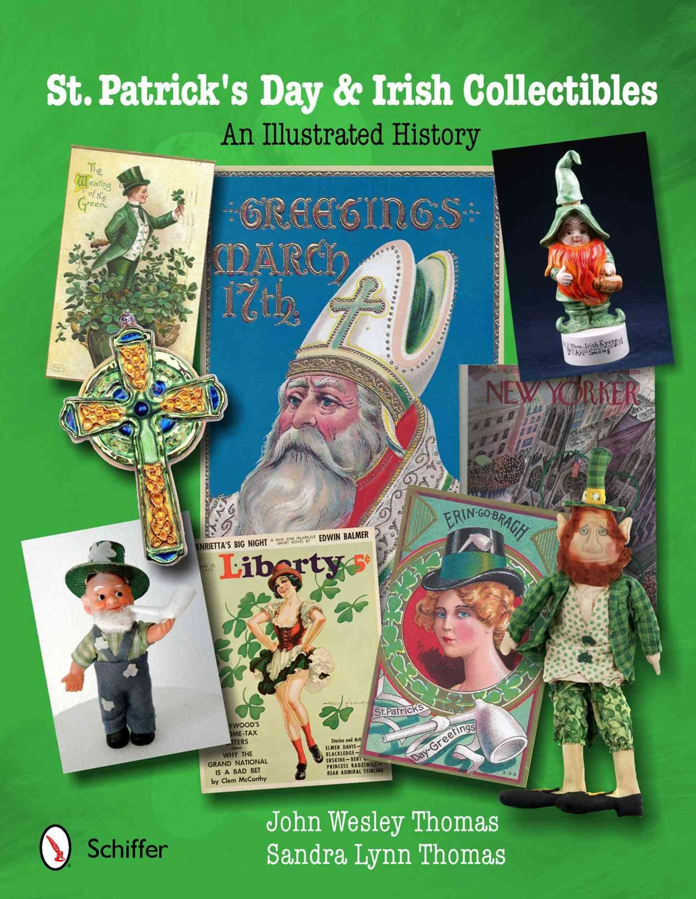 St. Patrick's Day and Irish Collectibles: An Illustrated History
