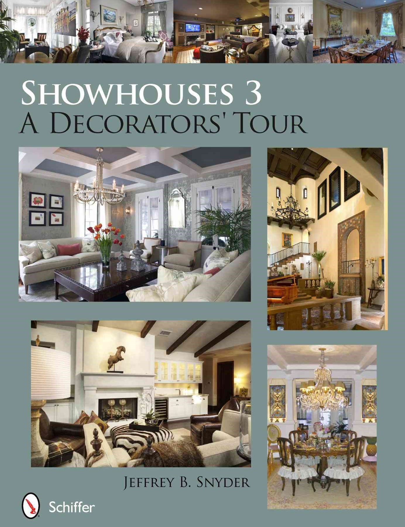 Showhouses 3: A Decorators Tour