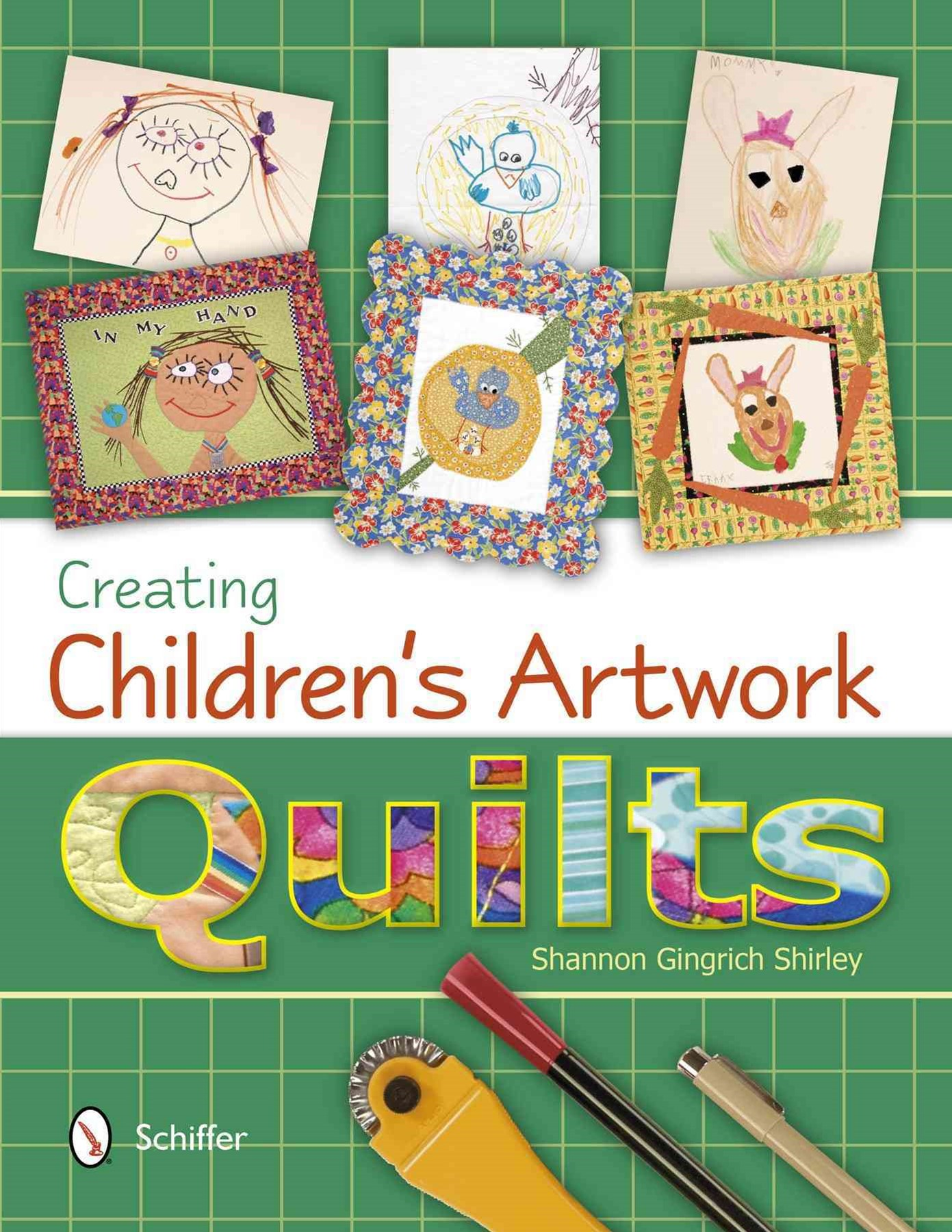 Creating Children's Artwork Quilts